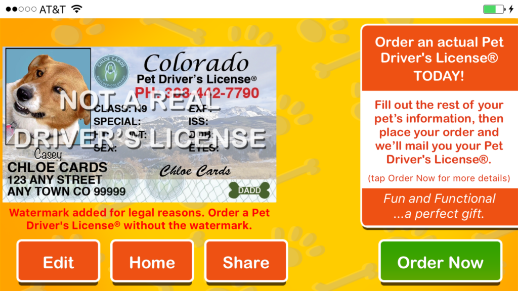 petlicense-screenshot-3